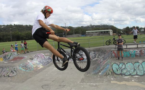 Central Coast Series: Scooter, Skate and BMX