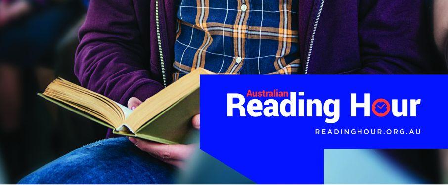Australian Reading Hour Morning Tea