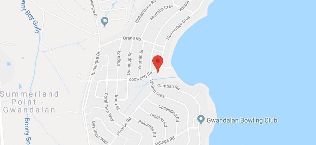 View Gwandalan Library in Google Maps
