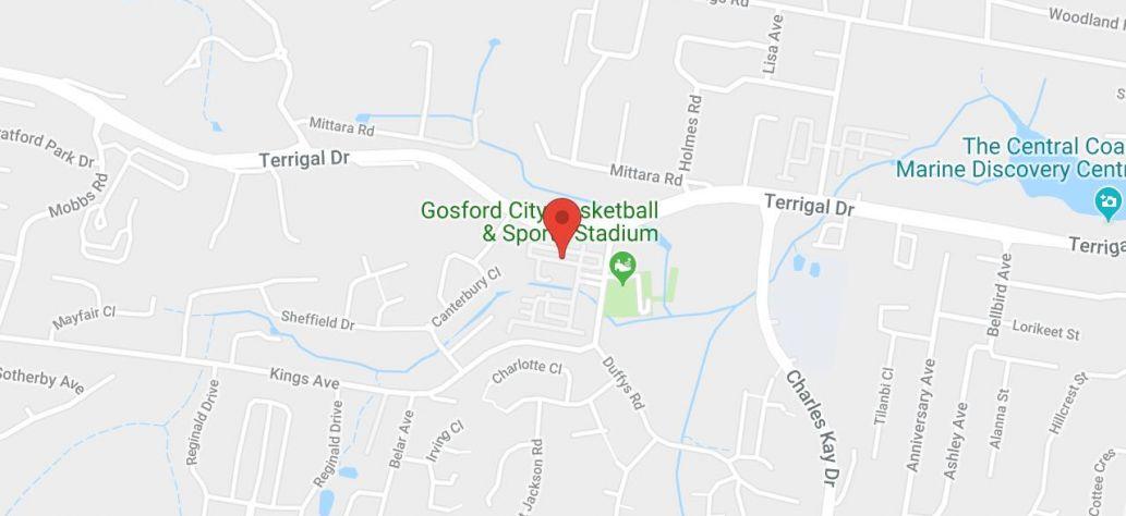 View Terrigal Children's Centre in Google Maps