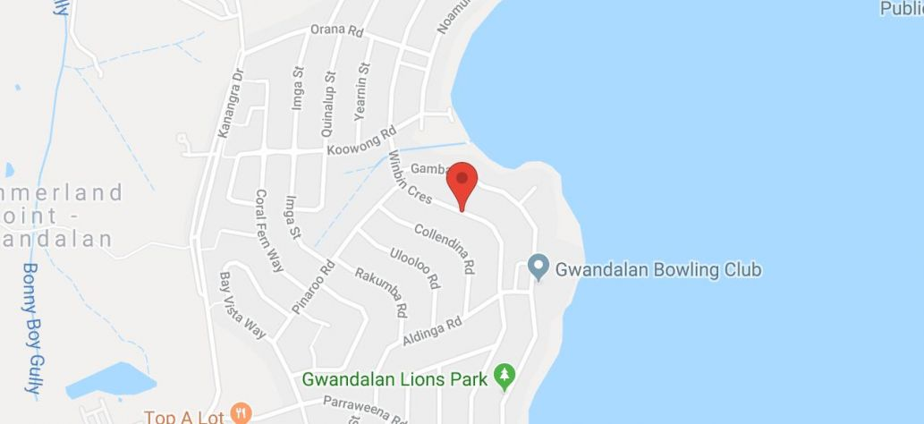 View Gwandalan/Summerland Point Community Garden in Google Maps