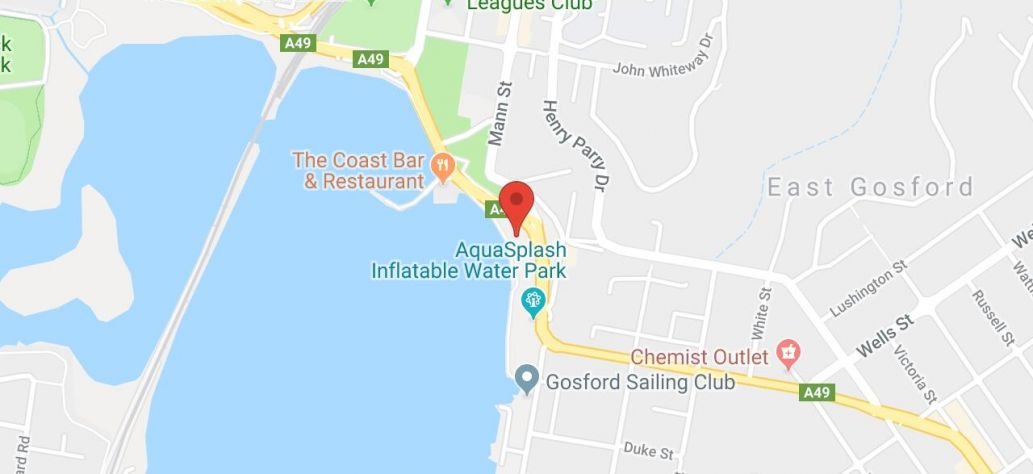 View Live Well Central Coast 2019 in Google Maps