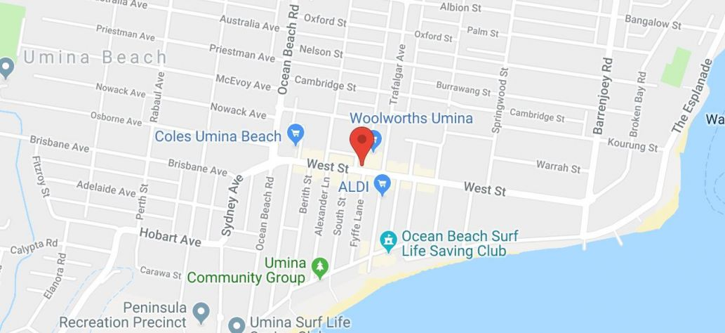 View Podchat at Umina Library in Google Maps