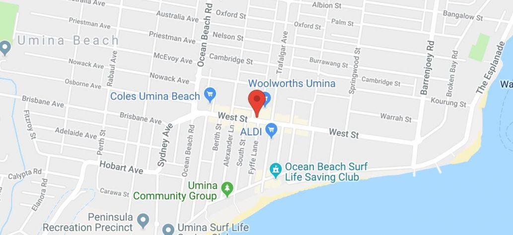 View Umina Beach Knitters at Umina Library in Google Maps