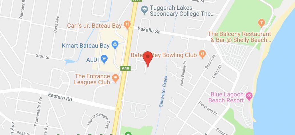 View Sportsfest 2019 in Google Maps