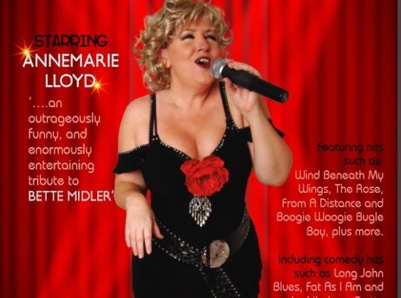 The Divine Miss M: Tribute to Bette Midler