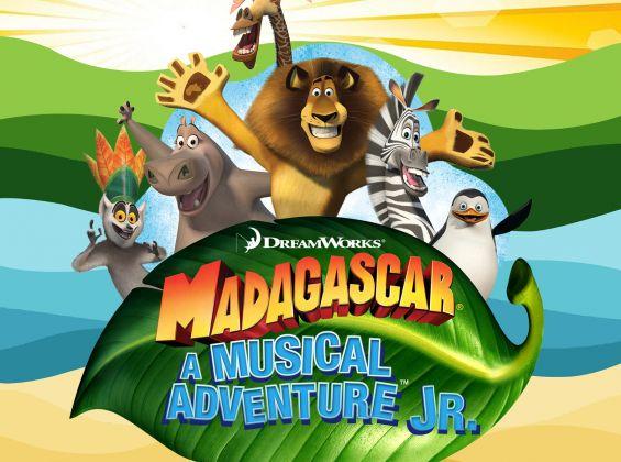 Madagascar: A Musical Adventure Jr.