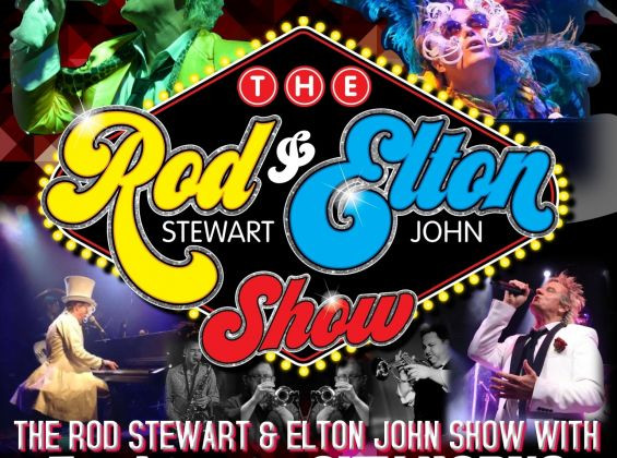 The Rod Stewart & Elton John Show with The London City Horns