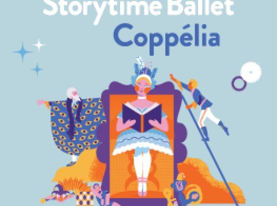 Storytime Ballet - Coppelia