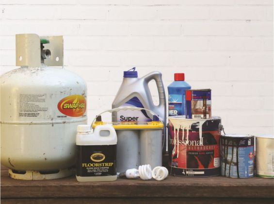 Household Chemical CleanOut - North