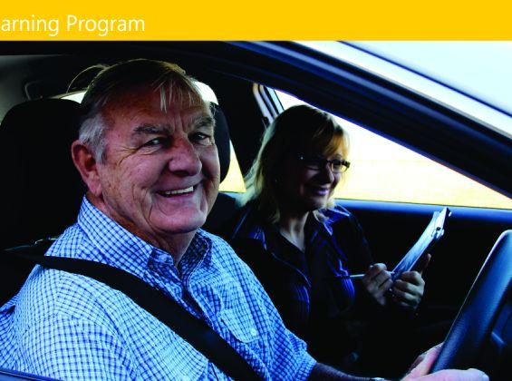 Road Safety Presentation for Seniors