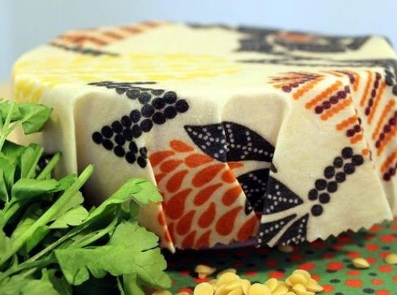 Green Living - Beeswax Wraps