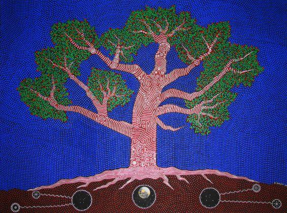 "Wendy Pawley, ""Wundaba Spirit Tree"""