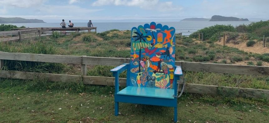 Big Chair art trail - Umina