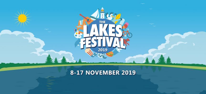 The Lakes Festival logo