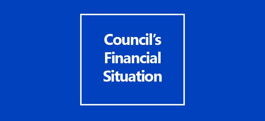 Council's Financial Situation