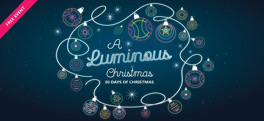 A Luminous Christmas