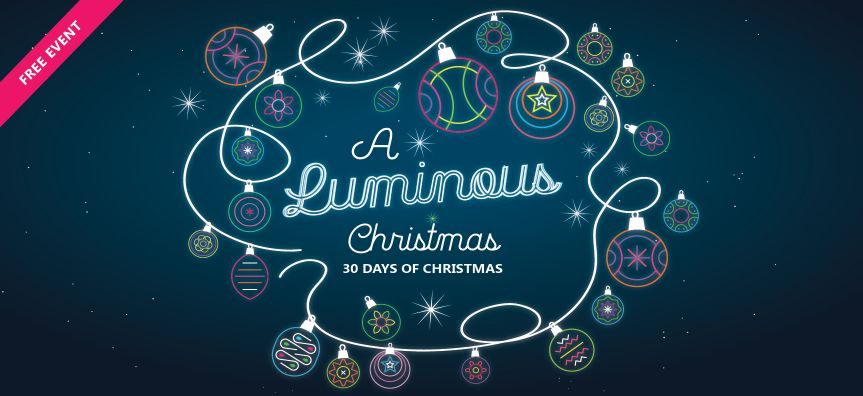 A Luminous Christmas