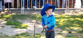 Whip Cracking Country Fun
