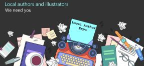 Call out for local authors and illustrators