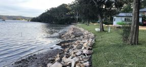 Green Point Seawall