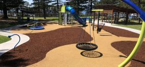 Toowoon Bay Swadling Reserve Playspace